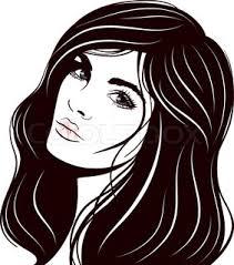 black hair 2