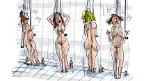 kvinder i bad_opt