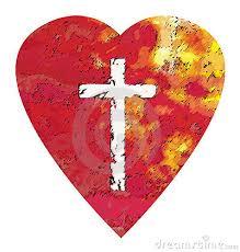 kors hjerte