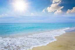 Beach, Sea, Australia.